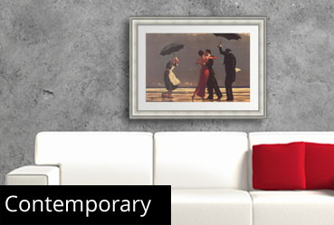 Framed Contemporary Paintings