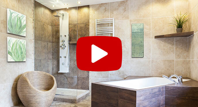 bathroom art prints video