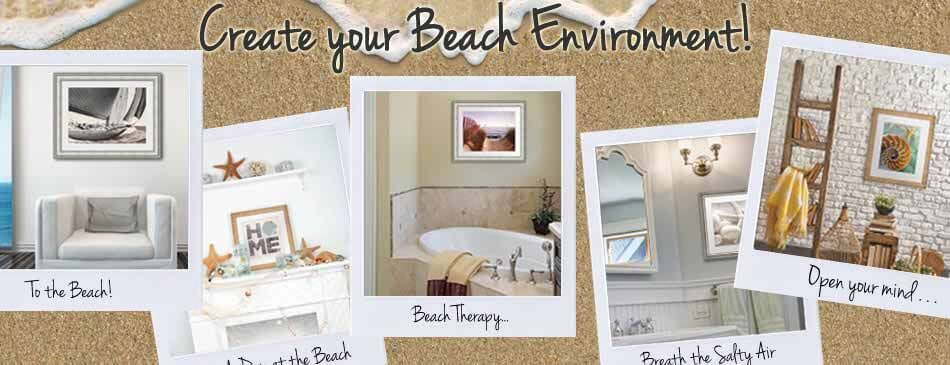 Create your beach decor