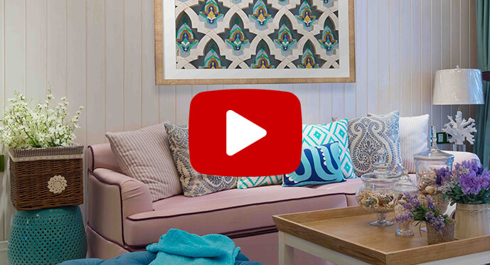 bold bohemian decor ideas video