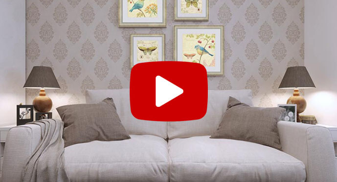 comfy cottage art prints video