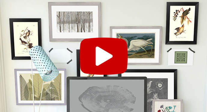 earthy chic art style video