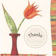 Cards to say Thanks