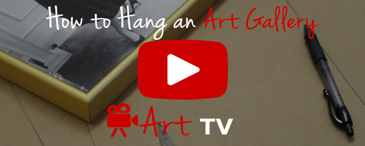 Hang a Framed Gallery