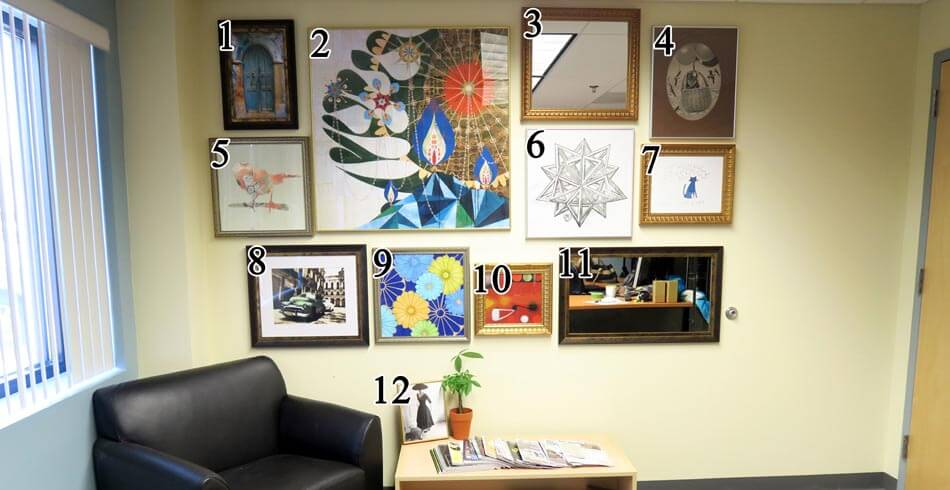 How To Hang A Gallery