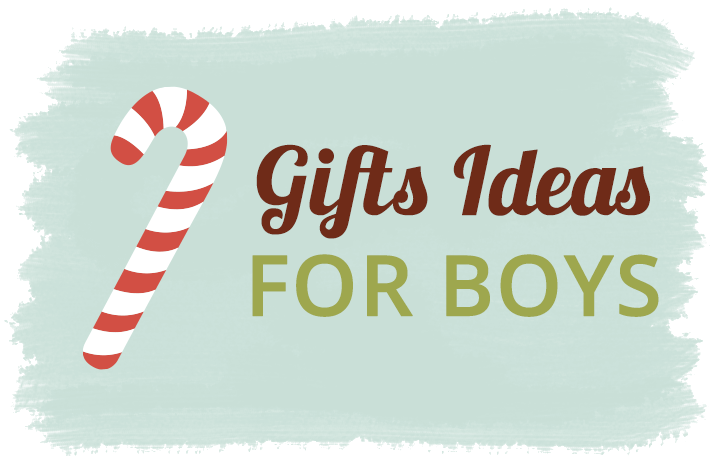 Art Gifts for Boys