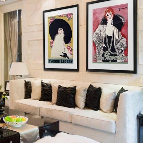 Glamorous Living Room ArtHow to Decorate Living Room Walls   Framed Art com. Framed Pictures For Living Room. Home Design Ideas