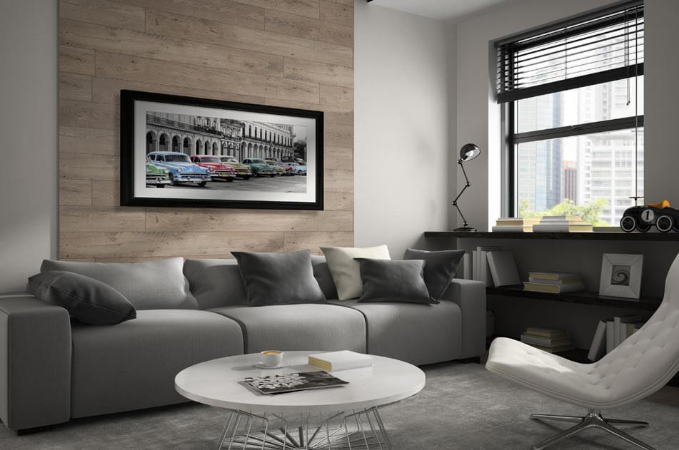 How To Decorate Living Room Walls Framed Art Com