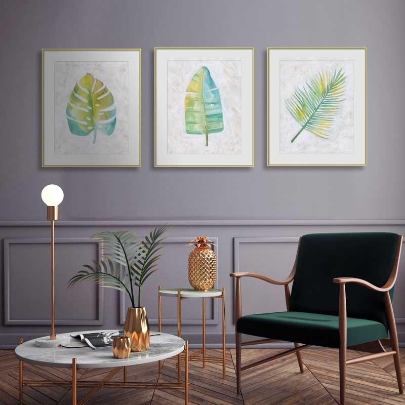 Mod Tropical decor
