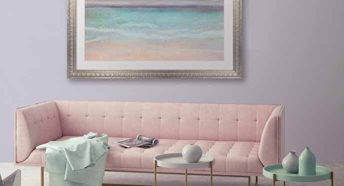 Modern Pastels Decor