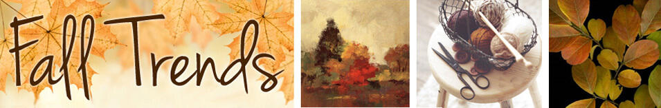 Fall Art Trends