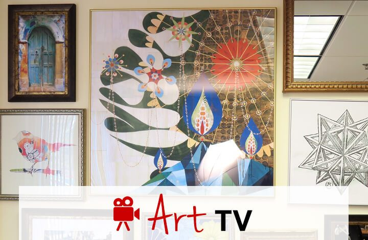 Framed Art TV