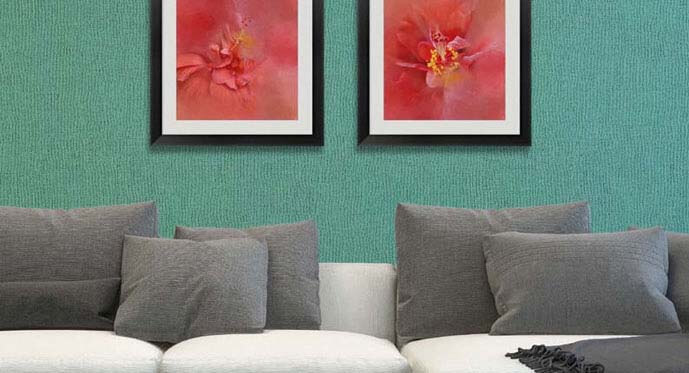 Teal and Coral Color Ideas