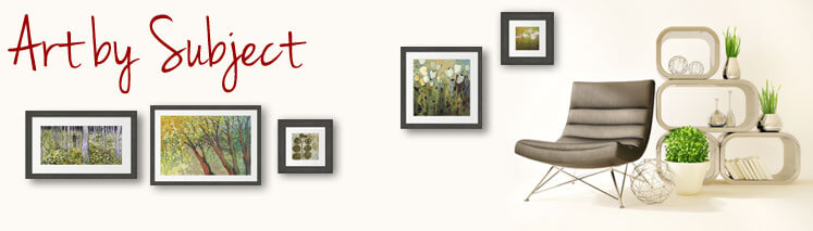 Shop Framed Art by Popular Subjects
