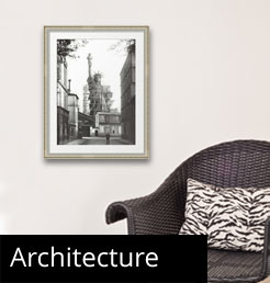 Architecture Framed Art