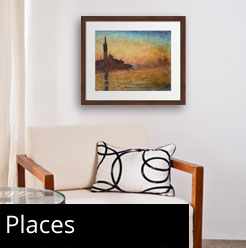 Place Photography Framed