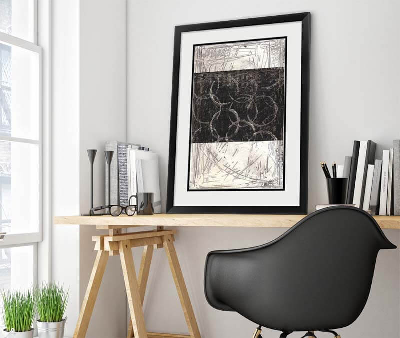 Update your office with art