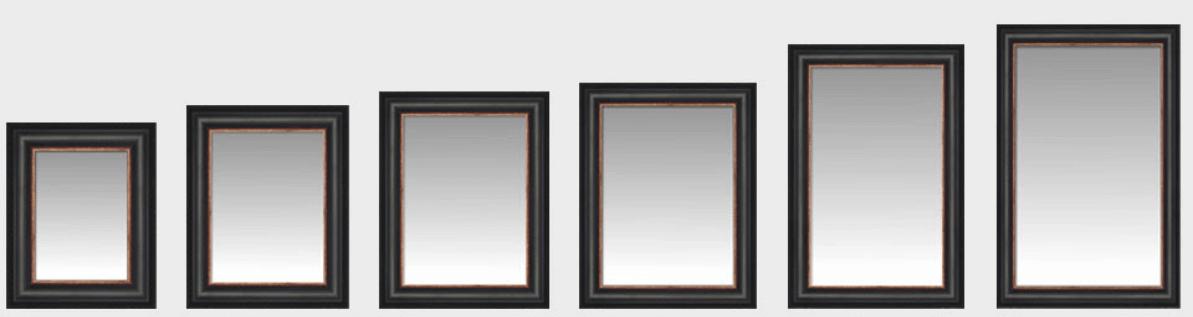 Custom Framed Mirrors Bathroom Mirrors And Dining Room Mirrors At Framedart Com