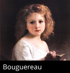 Bouguereau Framed Paintings