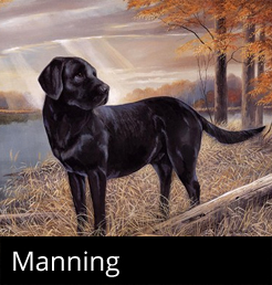 Framed Manning Art Prints
