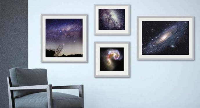 Stellar Space Decor