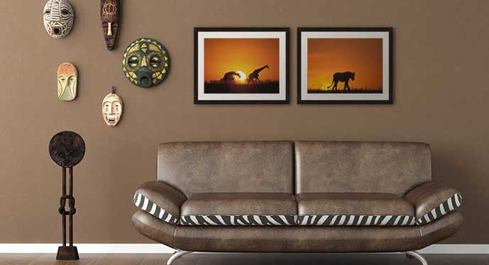 Stylish Savanna Decor