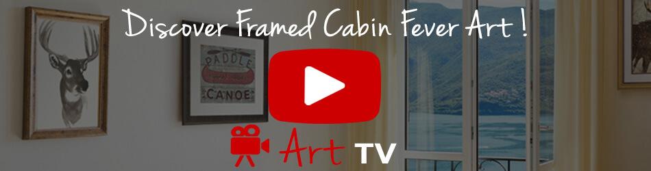 Cabin Fever Decor Ideas Video