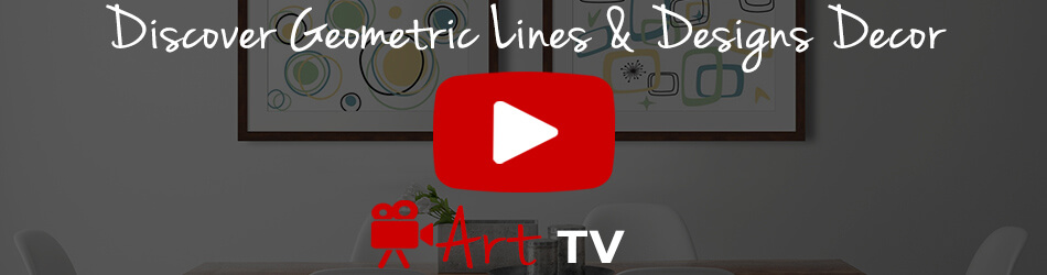Geometric Lines Designs Decor Ideas Video