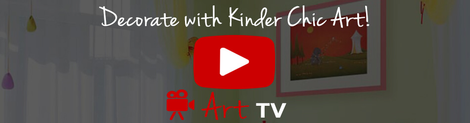 Kinder Chic Decor Ideas Video