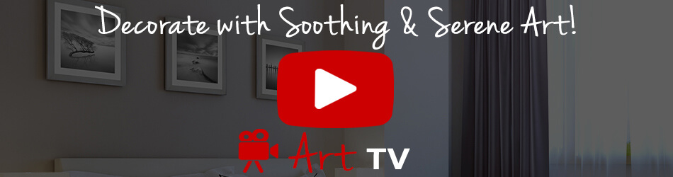Soothing and Serene Art Decor Ideas Video