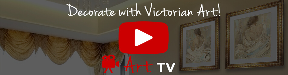 Romantic Victorian Art Decor Ideas Video