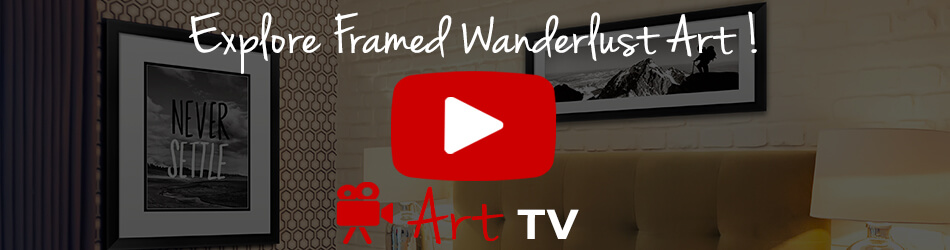 Wanderlust Art Decor Ideas Video