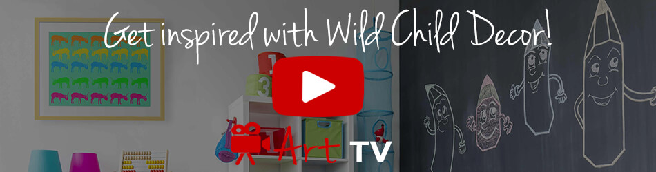 Wild Child Color Scheme Decor Ideas Video