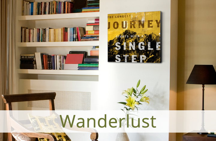 Wanderlust Decor