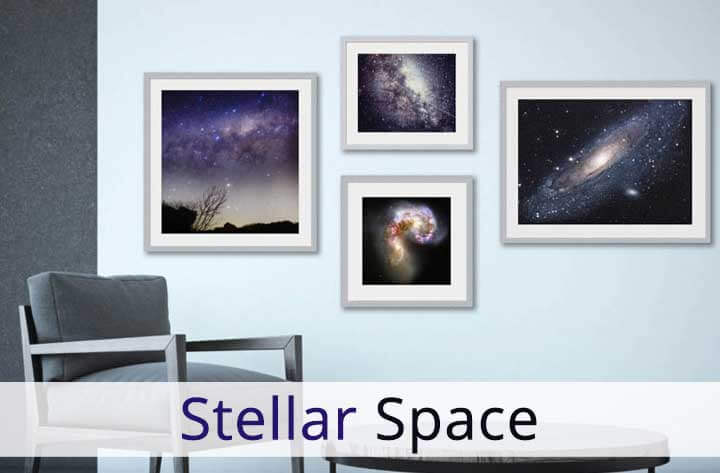 Stellar Outer Space Ideas