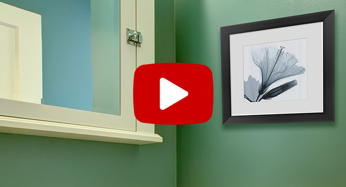 video on x-ray flower art prints