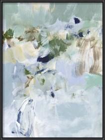 Framed Hazel II