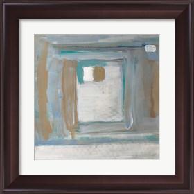 Framed Grey Squares II