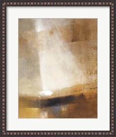 Framed On Misty Waters II