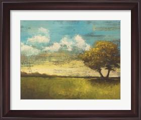 Framed Montauk Morning II