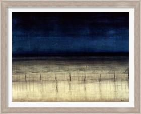 Framed Blue Dream