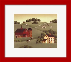 Framed Farm