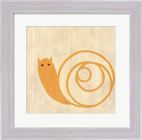Framed Best Friends- Snail