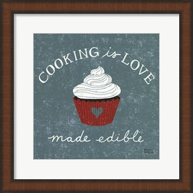 Framed Cooking Is Love