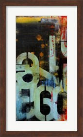Framed Out Numbered II