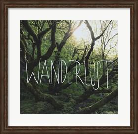 Framed Wanderlust