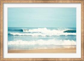 Framed Salty Sea Air