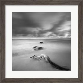 Framed Cozumel Zen