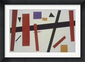 Framed Suprematism no 50