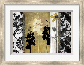 Framed Gardenscape II